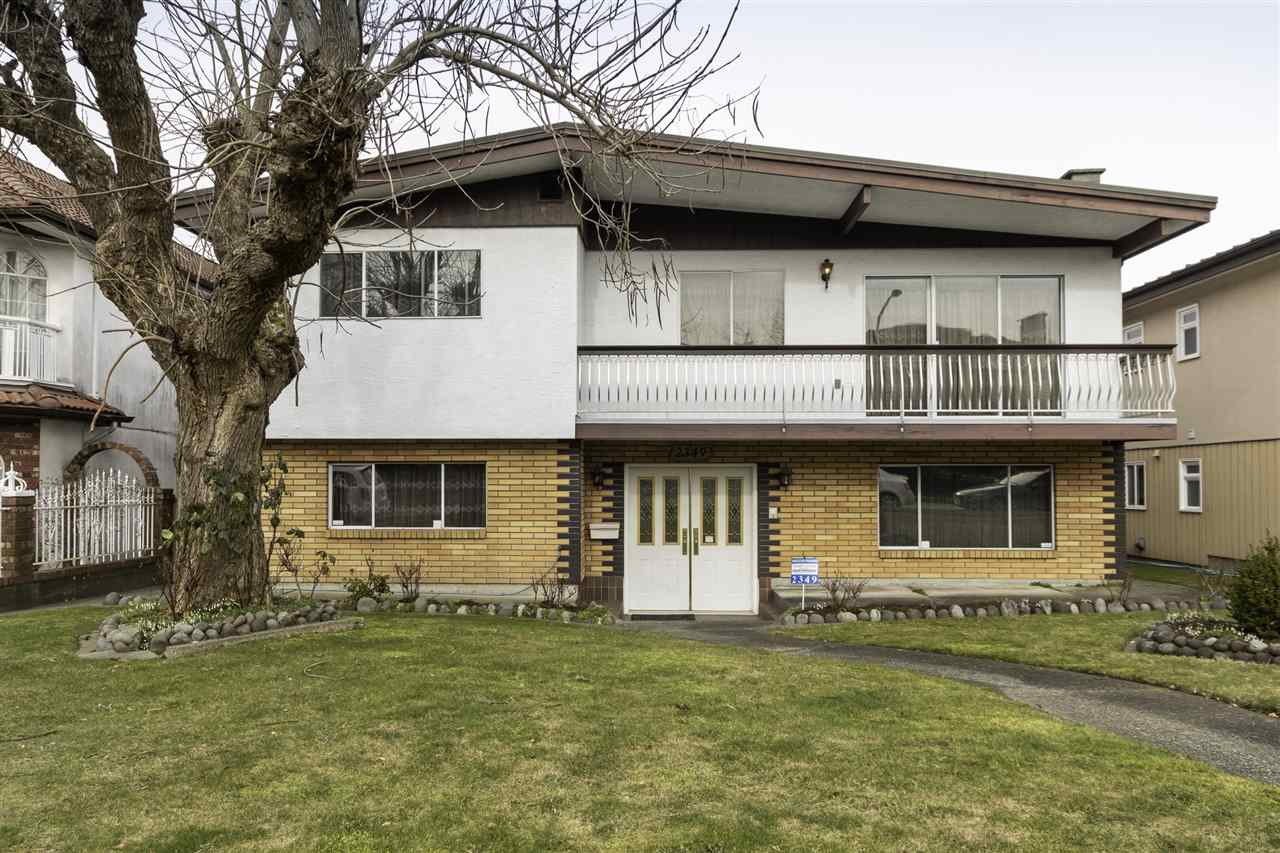 2349 E 39TH AVENUE - Collingwood VE House/Single Family for sale, 4 Bedrooms (R2539532) - #1