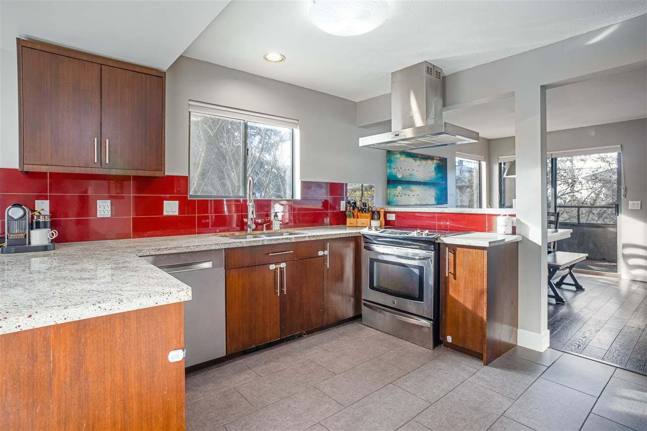 8 2133 ST. GEORGES AVENUE - Central Lonsdale Townhouse for sale, 2 Bedrooms (R2539535) - #7