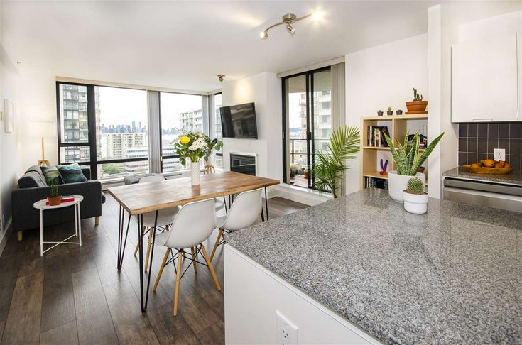903 151 W 2ND STREET - Lower Lonsdale Apartment/Condo for sale, 2 Bedrooms (R2539553)