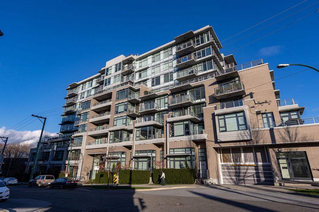 208 2788 PRINCE EDWARD STREET - Mount Pleasant VE Apartment/Condo for sale, 1 Bedroom (R2539558) - #1