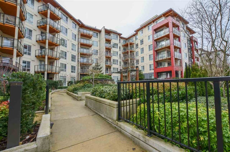506 3581 ROSS DRIVE - University VW Apartment/Condo for sale, 2 Bedrooms (R2539561)