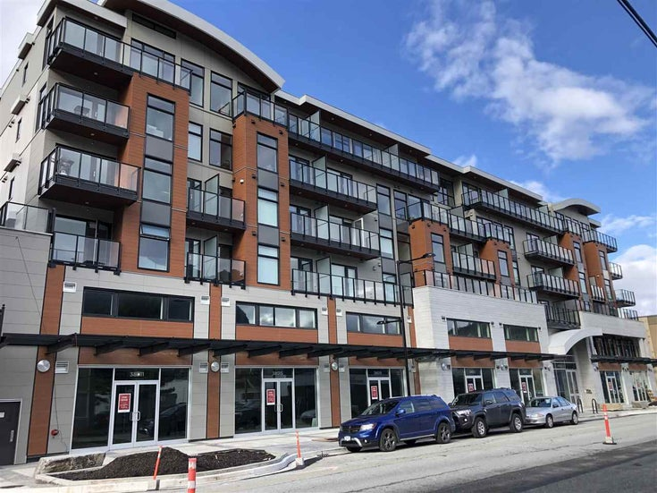 401 38033 SECOND AVENUE - Downtown SQ Apartment/Condo for sale, 2 Bedrooms (R2539562)