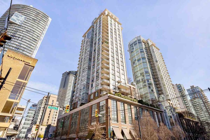 802 565 SMITHE STREET - Downtown VW Apartment/Condo for sale, 1 Bedroom (R2539615)