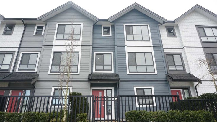 2 16760 25 AVENUE - Grandview Surrey Townhouse for sale, 4 Bedrooms (R2539694)