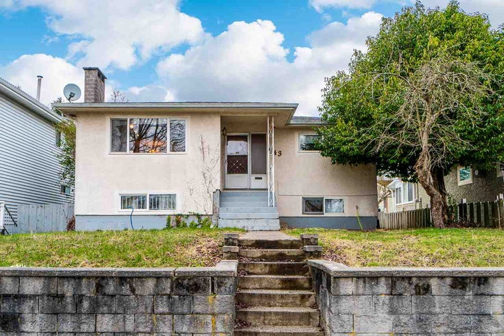 843 W 60TH AVENUE - Marpole House/Single Family for sale, 5 Bedrooms (R2539724)