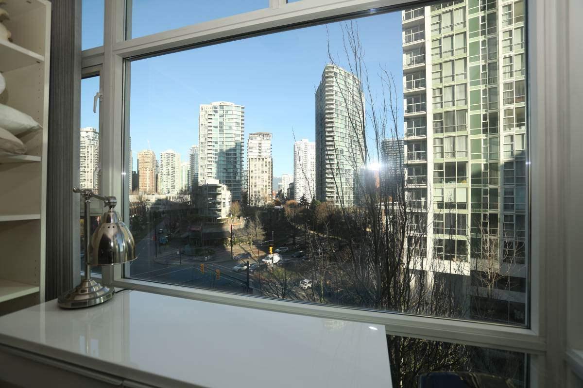 705 198 AQUARIUS MEWS - Yaletown Apartment/Condo for sale, 1 Bedroom (R2539940) - #10