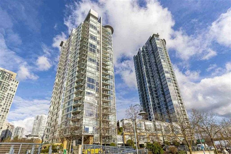 1007 1067 MARINASIDE CRESCENT - Yaletown Apartment/Condo for sale, 2 Bedrooms (R2539975)