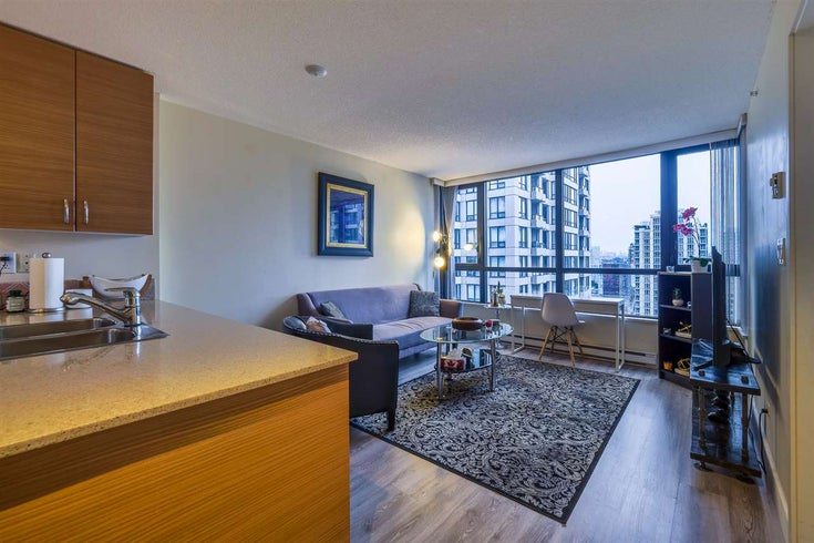 2007 928 HOMER STREET - Yaletown Apartment/Condo for sale, 1 Bedroom (R2539992)
