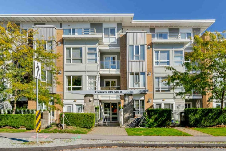 311 6198 ASH STREET - Oakridge VW Apartment/Condo for sale, 2 Bedrooms (R2540074)