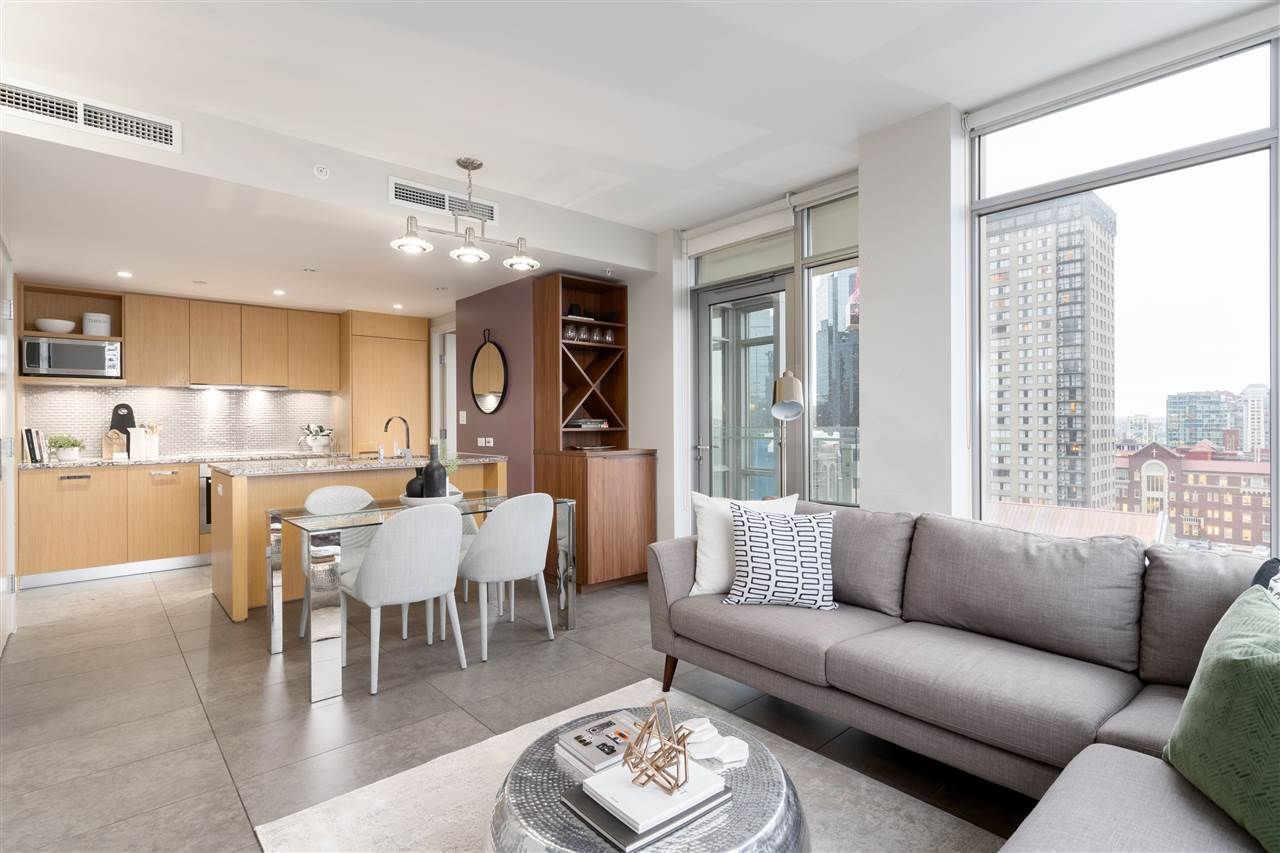 1405 1028 BARCLAY STREET - West End VW Apartment/Condo for sale, 1 Bedroom (R2540174) - #1