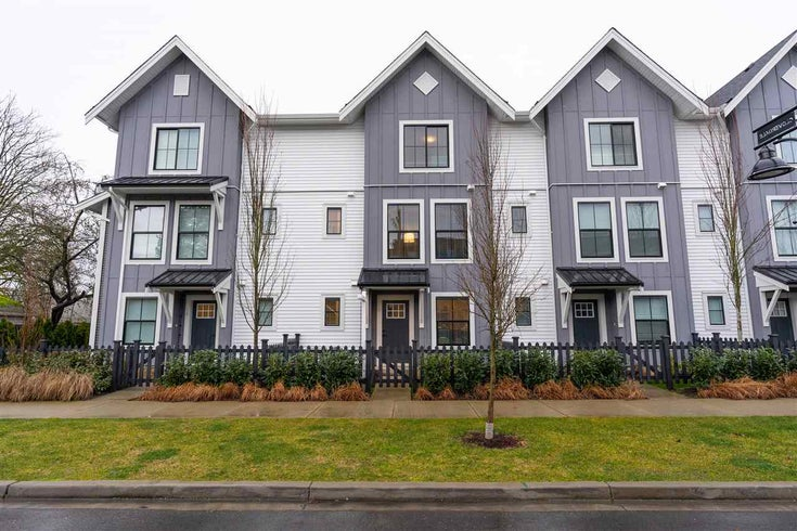 9 5945 176A STREET - Cloverdale BC Townhouse for sale, 3 Bedrooms (R2540196)