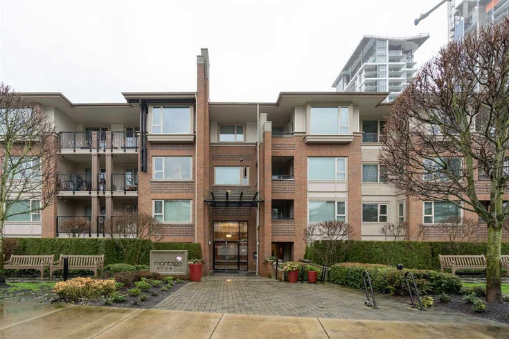 402 4728 DAWSON STREET - Brentwood Park Apartment/Condo for sale, 3 Bedrooms (R2540213)