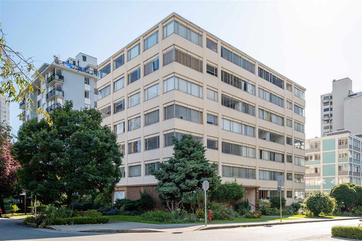 403 1050 CHILCO STREET - West End VW Apartment/Condo for sale, 1 Bedroom (R2540276)