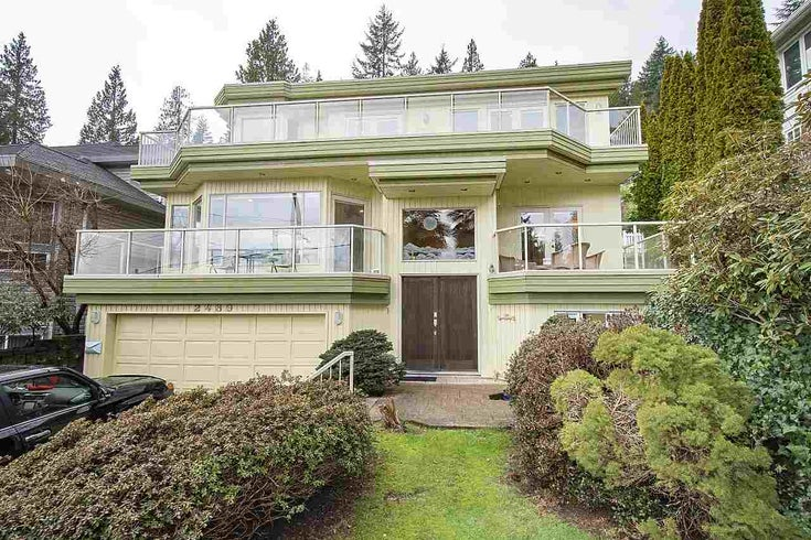 2489 CALEDONIA AVENUE - Deep Cove House/Single Family for sale, 7 Bedrooms (R2540302)