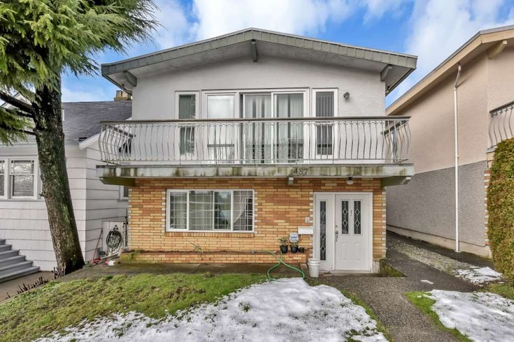 487 E 51ST AVENUE - South Vancouver House/Single Family for sale, 4 Bedrooms (R2540423)