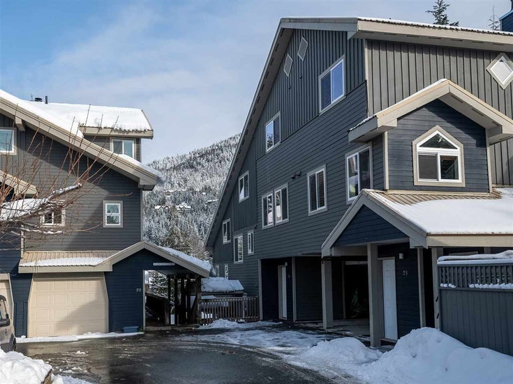 29 2211 MARMOT PLACE - Whistler Creek Townhouse for sale, 2 Bedrooms (R2540505)