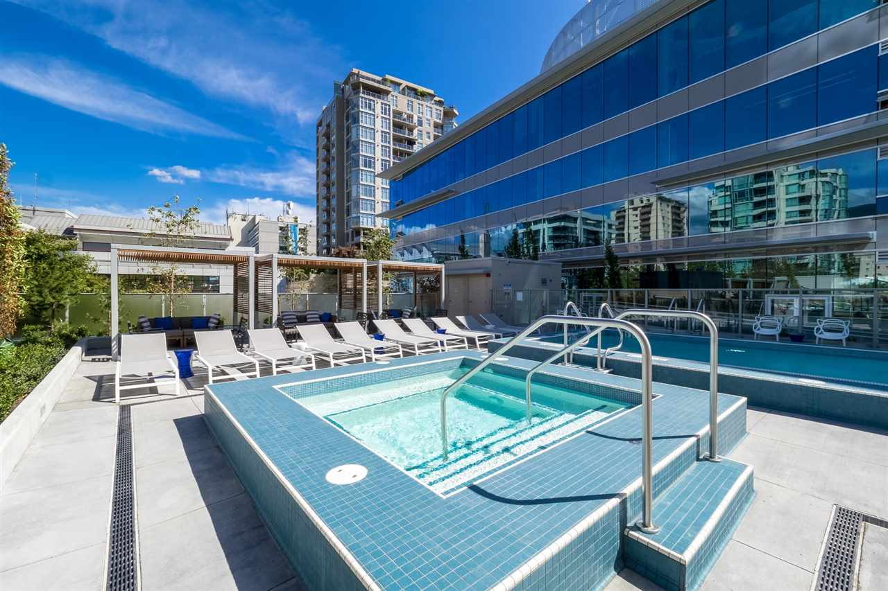 708 112 E 13TH STREET - Central Lonsdale Apartment/Condo for sale, 1 Bedroom (R2540511) - #19