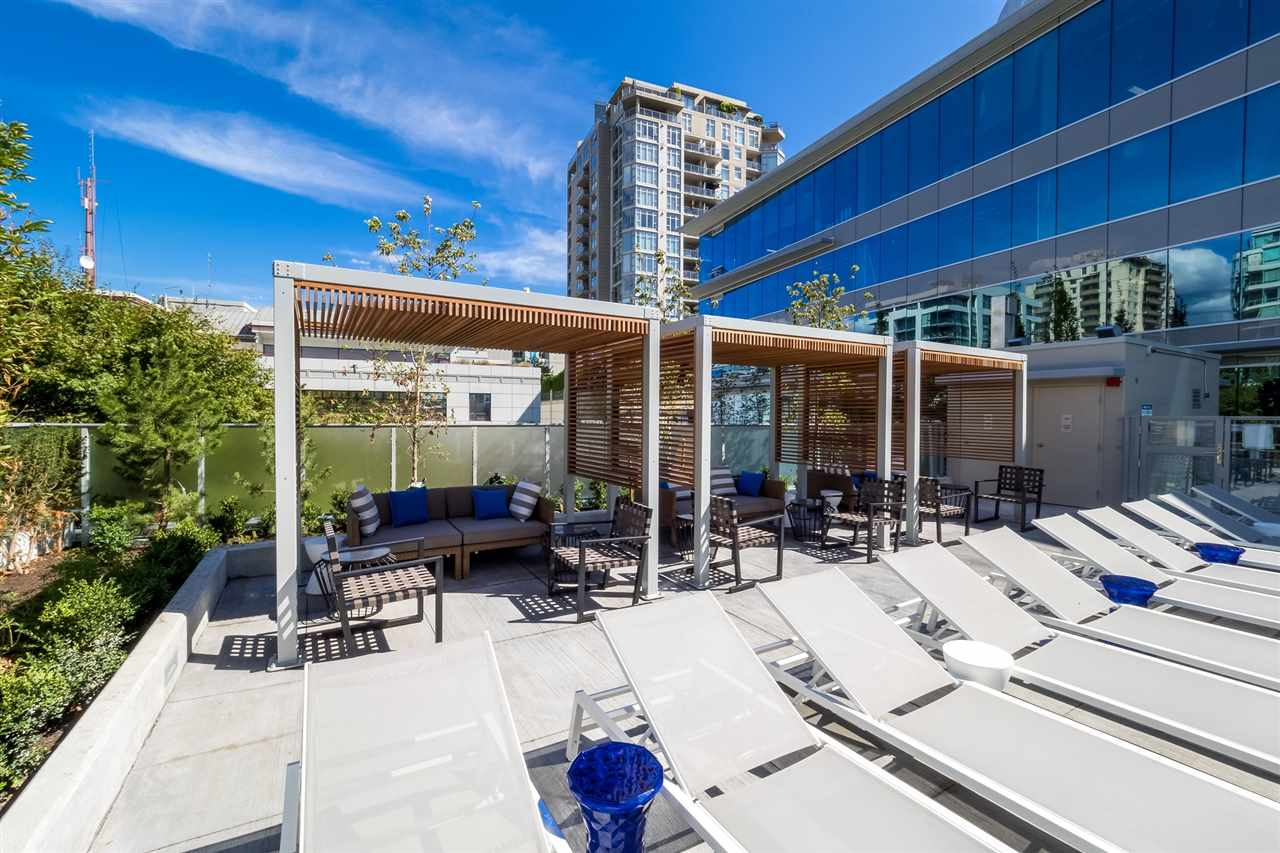 708 112 E 13TH STREET - Central Lonsdale Apartment/Condo for sale, 1 Bedroom (R2540511) - #21