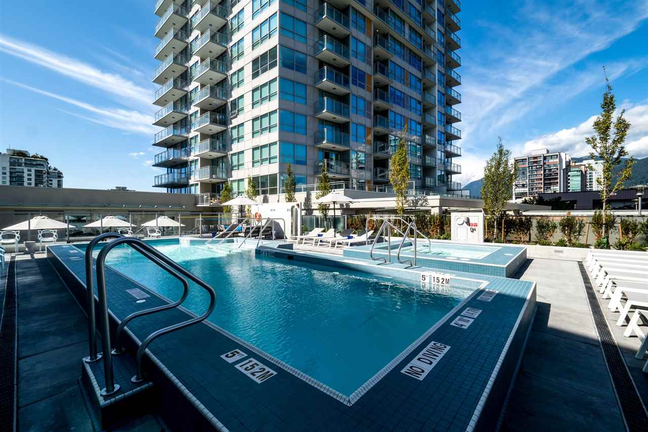 708 112 E 13TH STREET - Central Lonsdale Apartment/Condo for sale, 1 Bedroom (R2540511) - #28