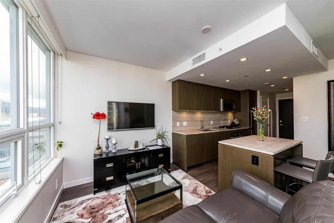 708 112 E 13TH STREET - Central Lonsdale Apartment/Condo for sale, 1 Bedroom (R2540511) - #5