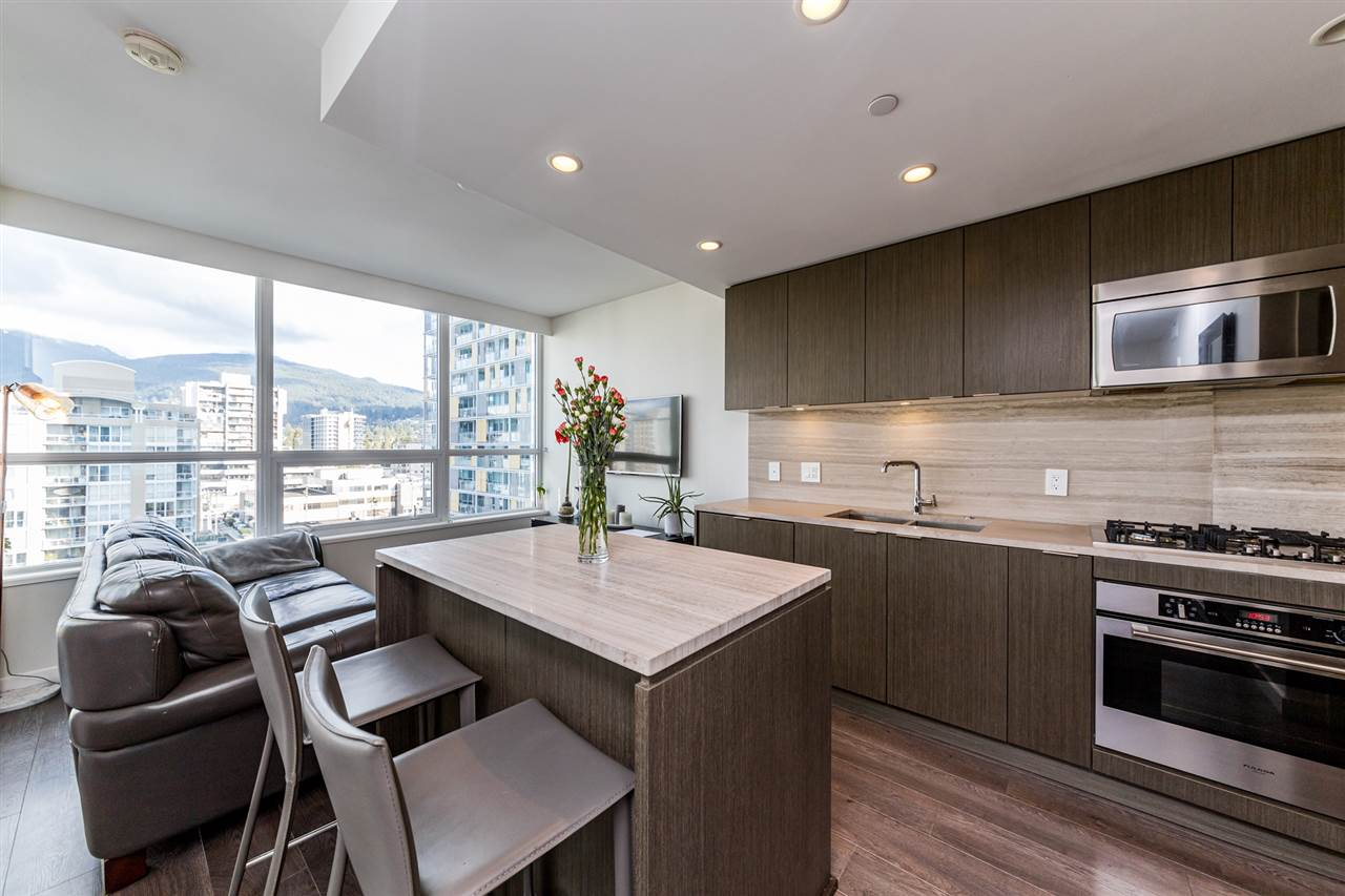 708 112 E 13TH STREET - Central Lonsdale Apartment/Condo for sale, 1 Bedroom (R2540511) - #6