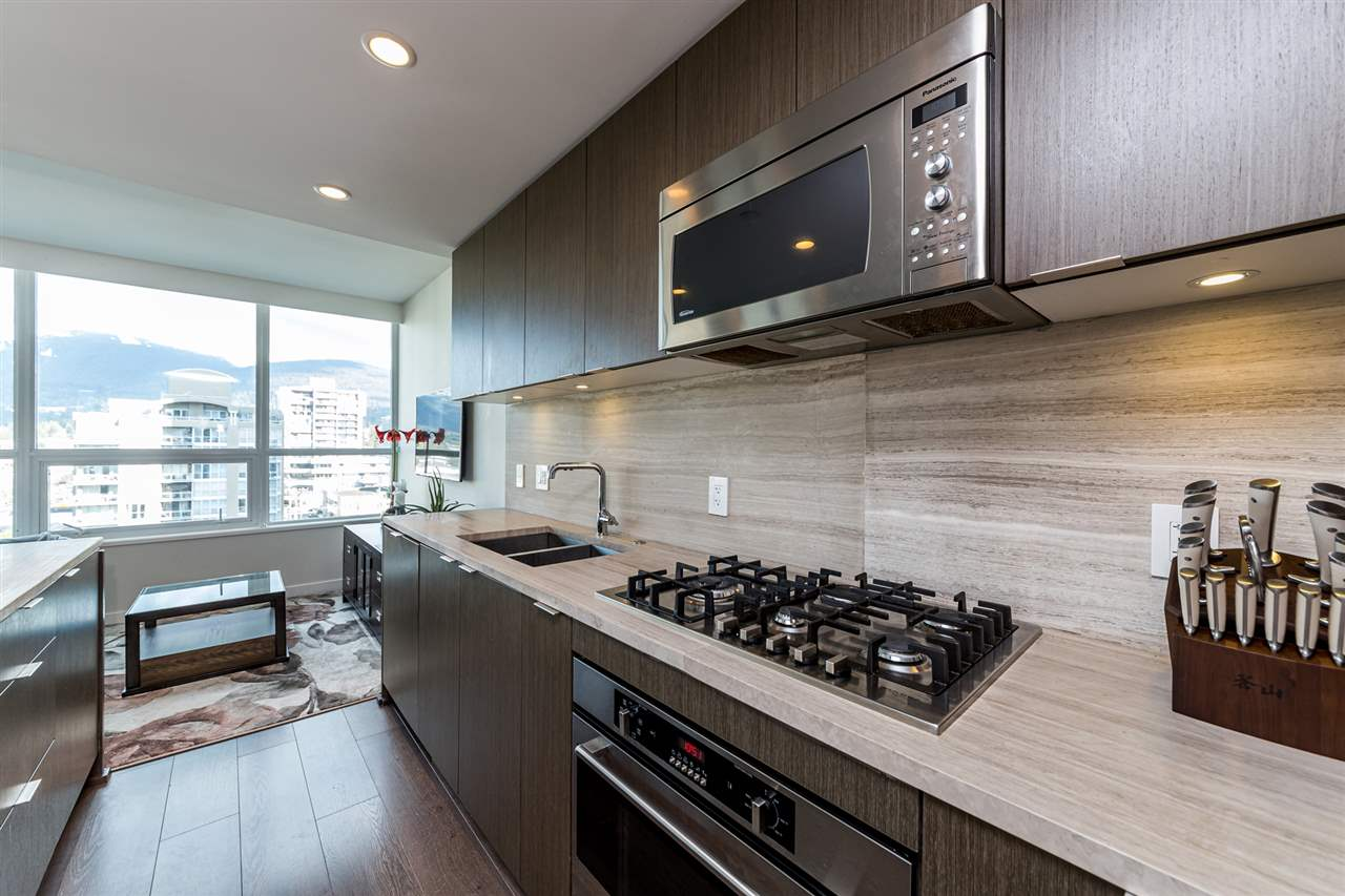 708 112 E 13TH STREET - Central Lonsdale Apartment/Condo for sale, 1 Bedroom (R2540511) - #8