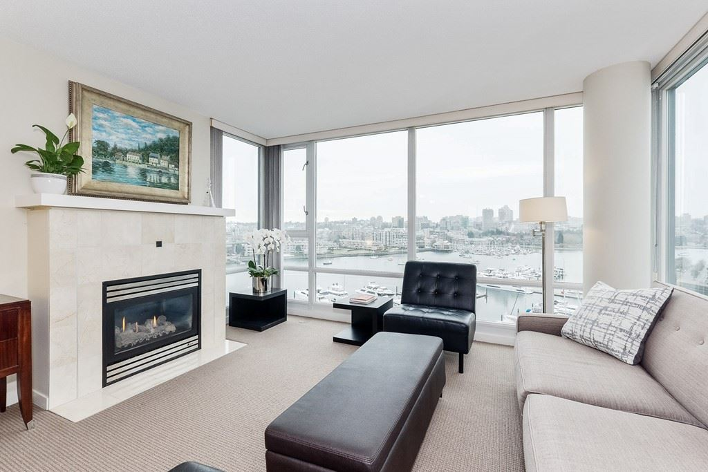 1203 1067 MARINASIDE CRESCENT - Yaletown Apartment/Condo for sale, 2 Bedrooms (R2540572) - #4