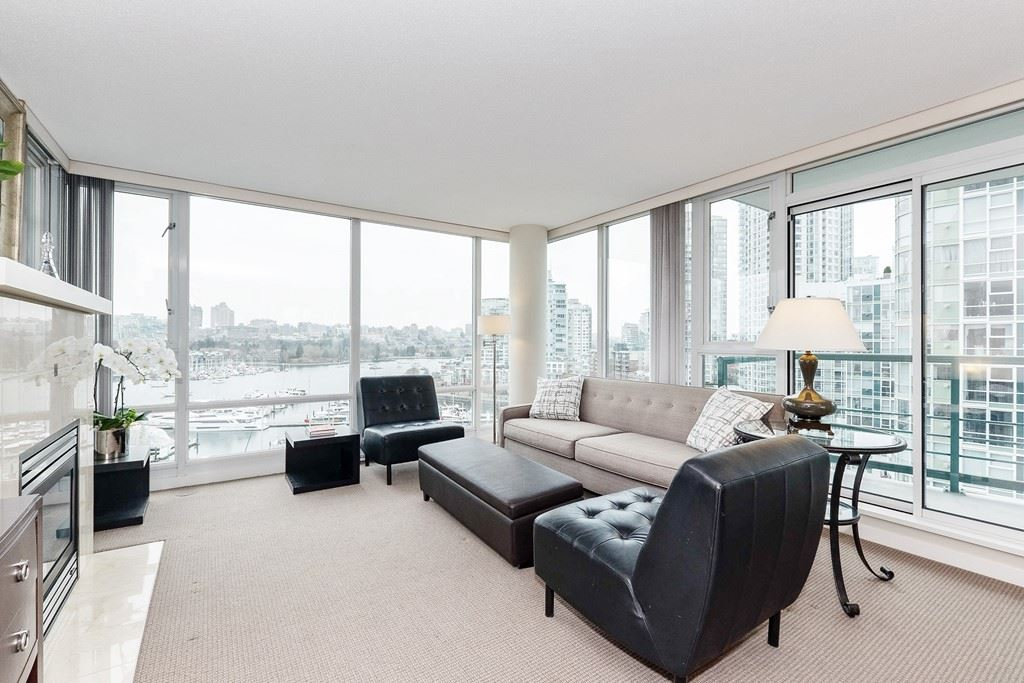 1203 1067 MARINASIDE CRESCENT - Yaletown Apartment/Condo for sale, 2 Bedrooms (R2540572) - #5