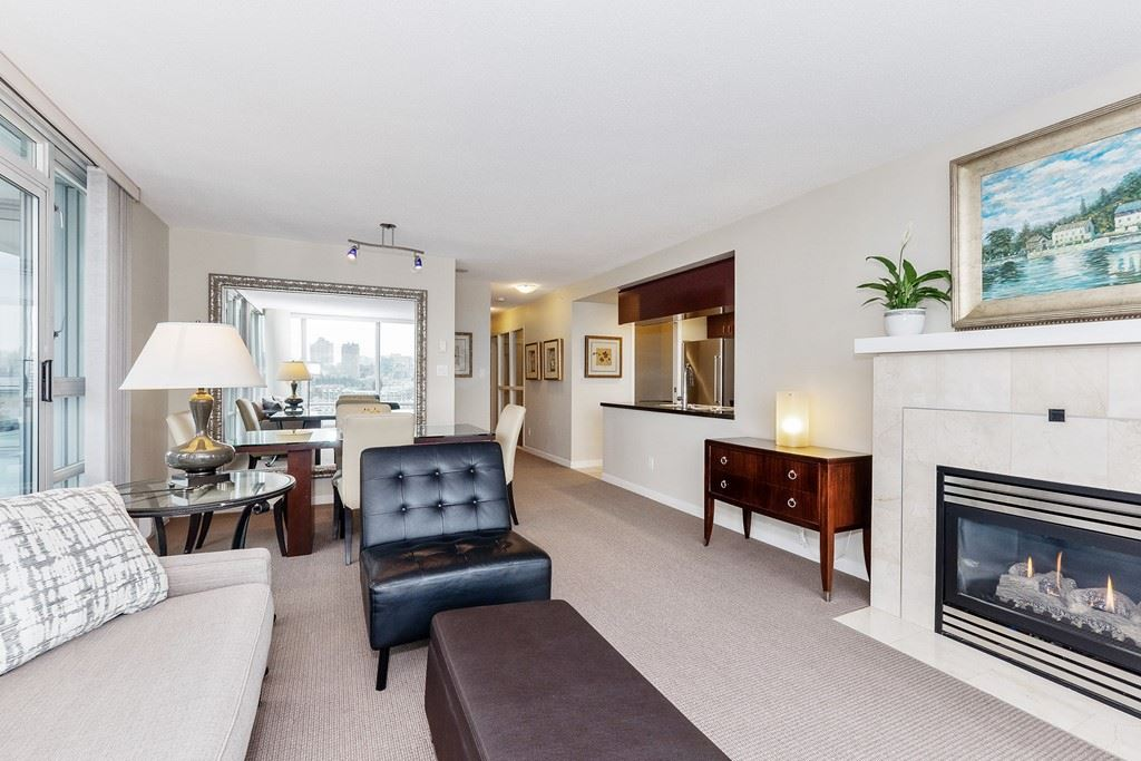 1203 1067 MARINASIDE CRESCENT - Yaletown Apartment/Condo for sale, 2 Bedrooms (R2540572) - #6