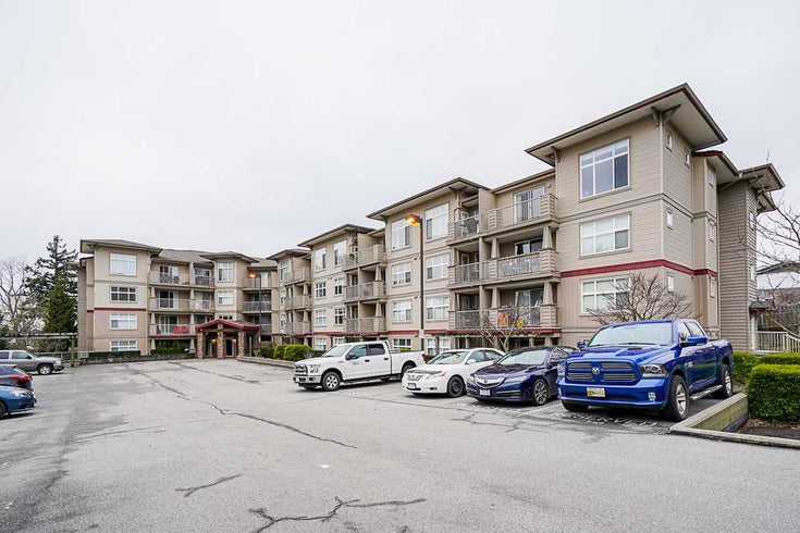 109 2515 PARK DRIVE - Abbotsford East Apartment/Condo for sale, 1 Bedroom (R2540617)