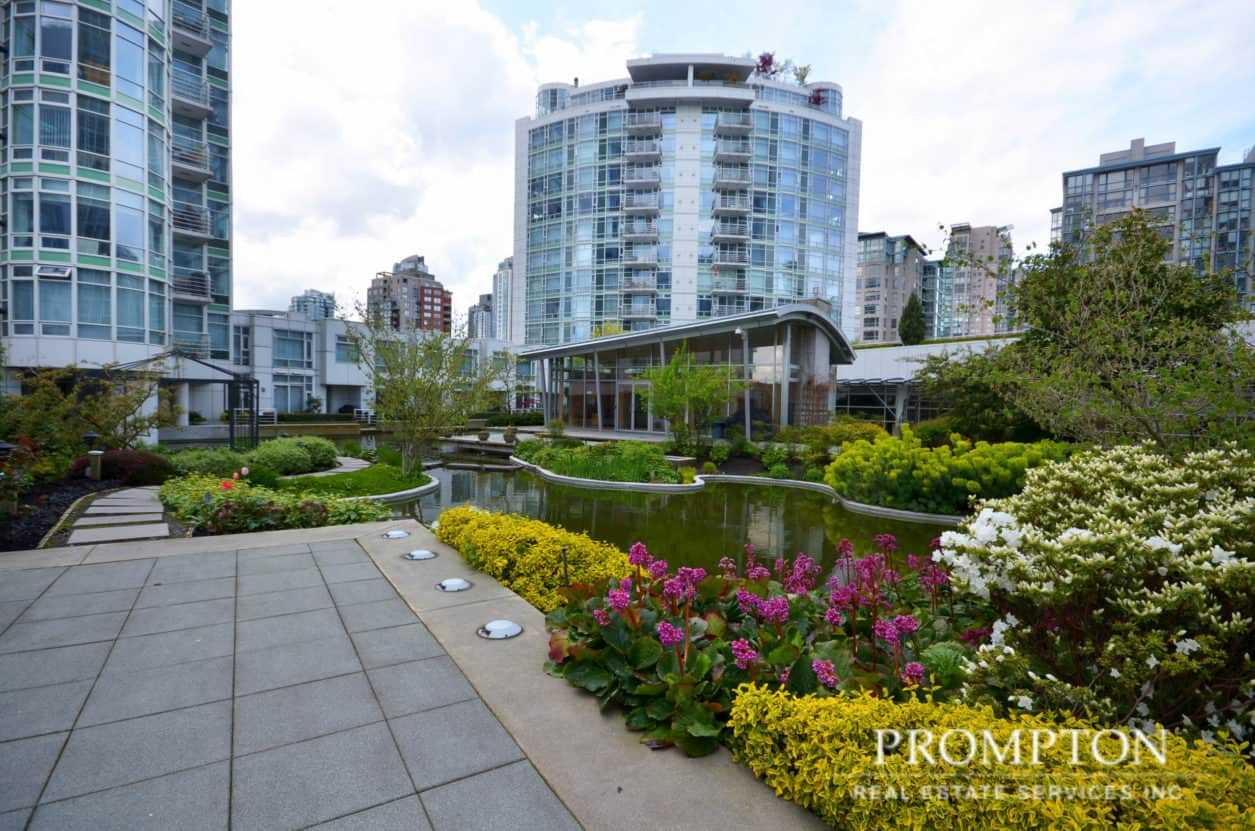 501 1199 MARINASIDE CRESCENT - Yaletown Apartment/Condo for sale, 3 Bedrooms (R2540728) - #10