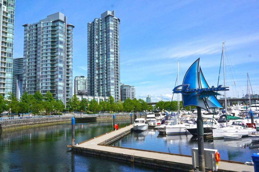 501 1199 MARINASIDE CRESCENT - Yaletown Apartment/Condo for sale, 3 Bedrooms (R2540728) - #3