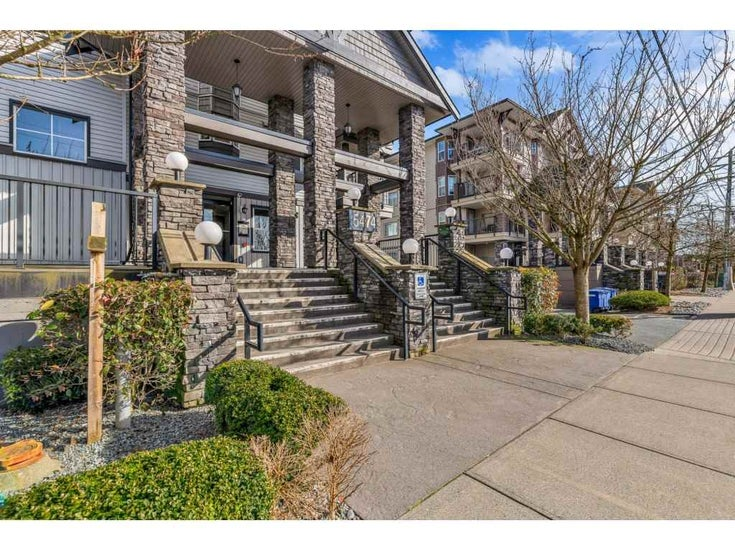 408 5474 198 STREET - Langley City Apartment/Condo for sale, 2 Bedrooms (R2540755)