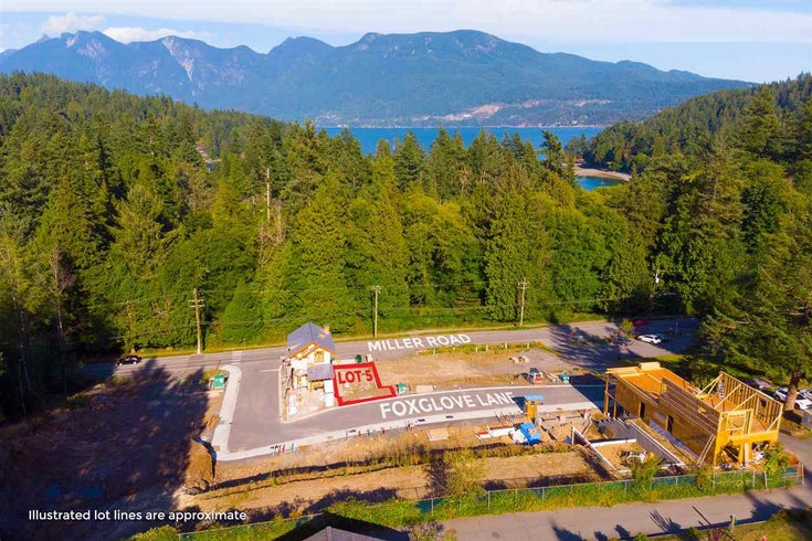 Lot 5 FOXGLOVE LANE - Bowen Island for sale(R2540759)