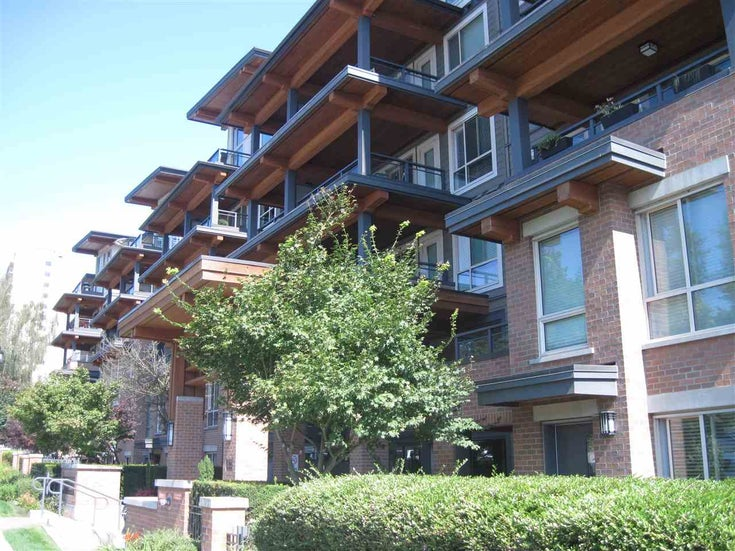 411 500 ROYAL AVENUE - Downtown NW Apartment/Condo for sale, 1 Bedroom (R2540786)