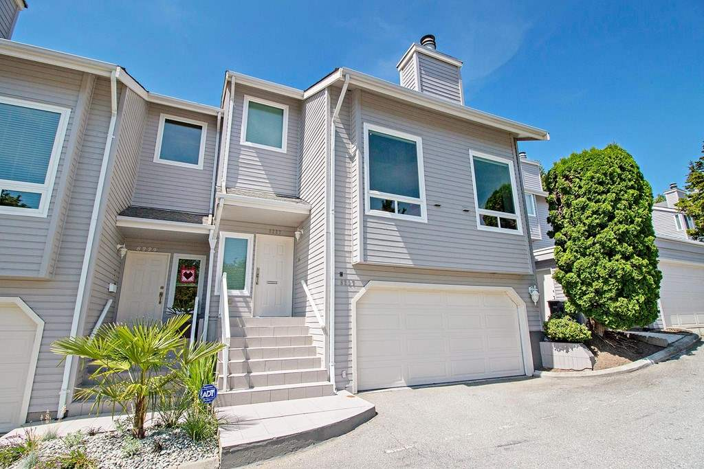 8227 VIVALDI PLACE - Champlain Heights Townhouse for sale, 3 Bedrooms (R2540788) - #1