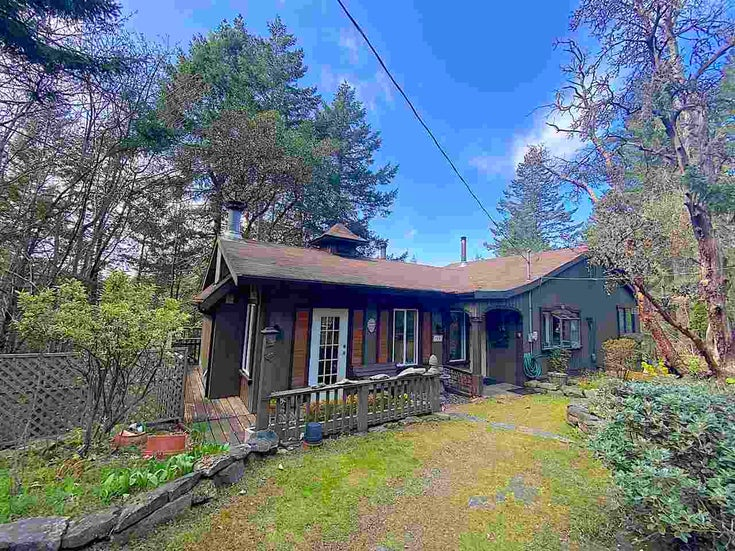 110 DEVINA DRIVE - Galiano Island House/Single Family for sale, 2 Bedrooms (R2540831)