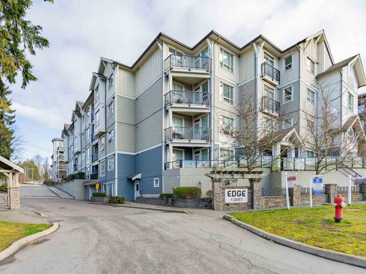 414 13897 FRASER HIGHWAY - Whalley Apartment/Condo for sale, 1 Bedroom (R2540848)