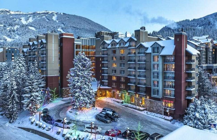 551 4050 WHISTLER WAY - Whistler Village Apartment/Condo for sale, 1 Bedroom (R2540900)