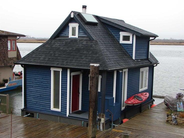 11 3871 W RIVER ROAD - Ladner Rural House/Single Family for sale, 1 Bedroom (R2540929)