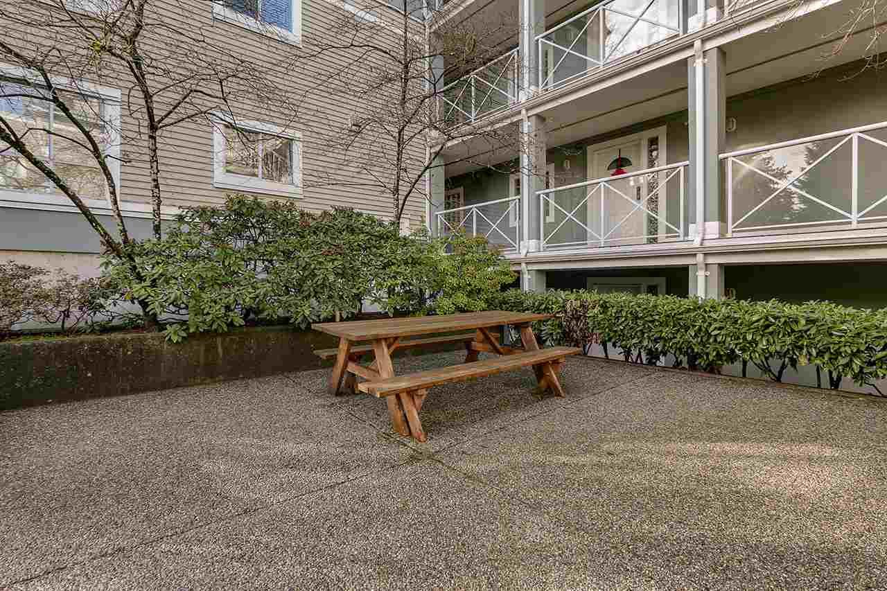 203 3220 W 4TH AVENUE - Kitsilano Apartment/Condo for sale, 2 Bedrooms (R2540941) - #35