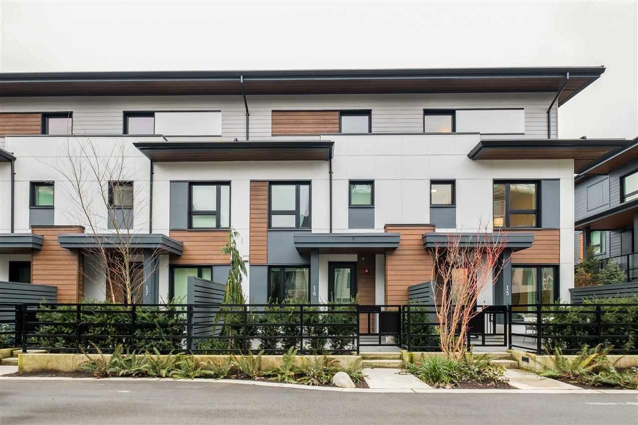 TH16 528 E 2ND STREET - Lower Lonsdale Townhouse for sale, 3 Bedrooms (R2540975)