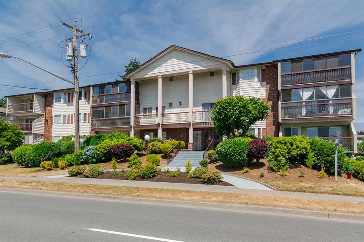 204 32089 OLD YALE ROAD - Central Abbotsford Apartment/Condo for sale, 2 Bedrooms (R2540992)