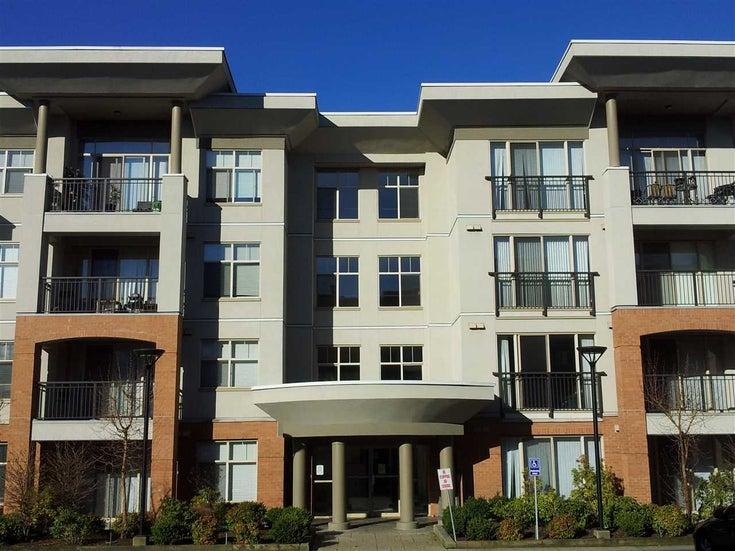 208 33545 RAINBOW AVENUE - Central Abbotsford Apartment/Condo for sale, 2 Bedrooms (R2541016)