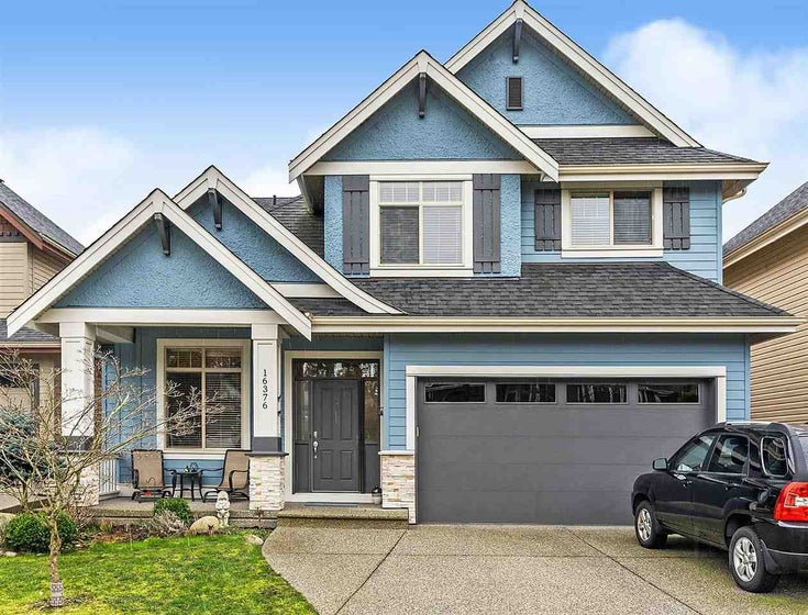 16376 59A AVENUE - Cloverdale BC House/Single Family for sale, 5 Bedrooms (R2541034)