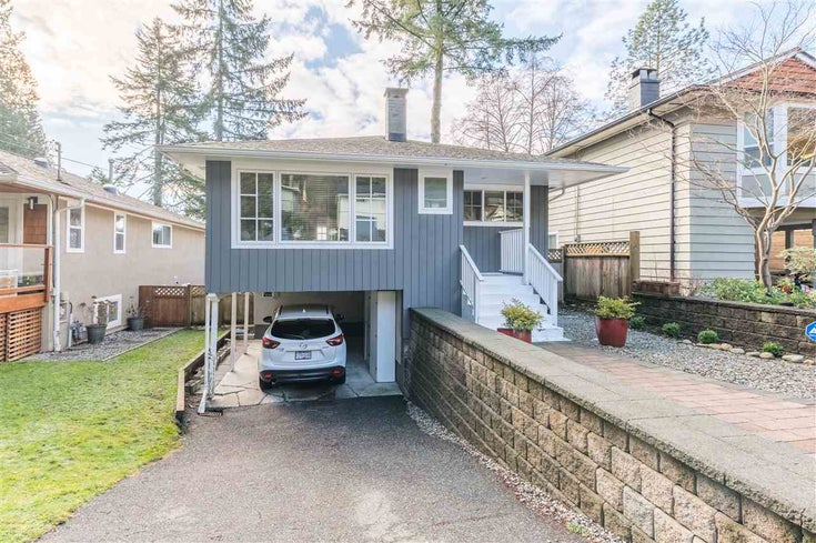 1345 DYCK ROAD - Lynn Valley House/Single Family for sale, 4 Bedrooms (R2541041)