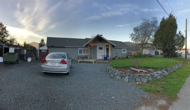 9551 STANLEY STREET - Chilliwack N Yale-Well House/Single Family for sale, 3 Bedrooms (R2541044)