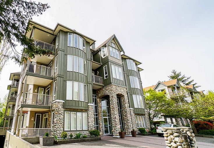 405 5475 201 STREET - Langley City Apartment/Condo for sale, 2 Bedrooms (R2541057)
