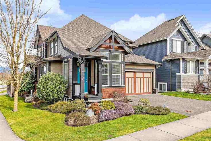 17705 68 AVENUE - Cloverdale BC House/Single Family for sale, 4 Bedrooms (R2541089)