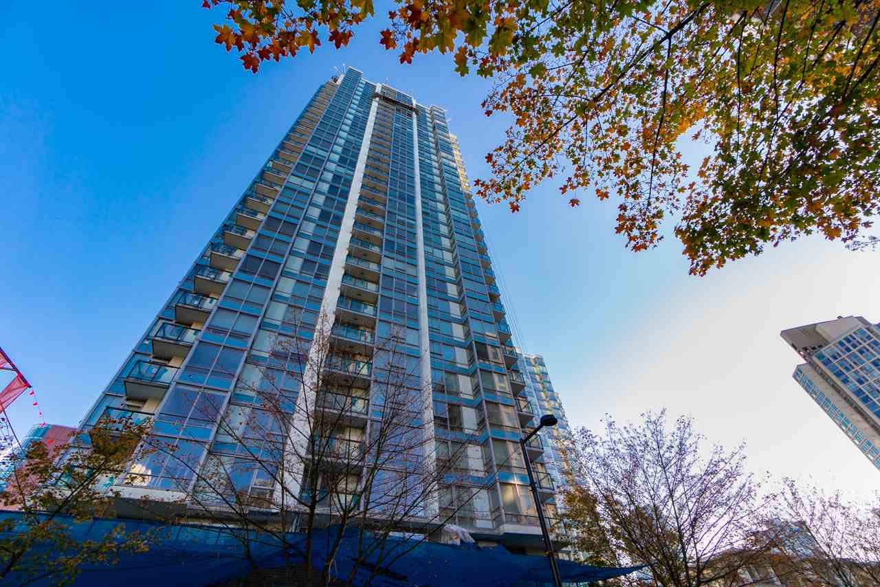 3602 928 BEATTY STREET - Yaletown Apartment/Condo for sale, 2 Bedrooms (R2541122) - #1